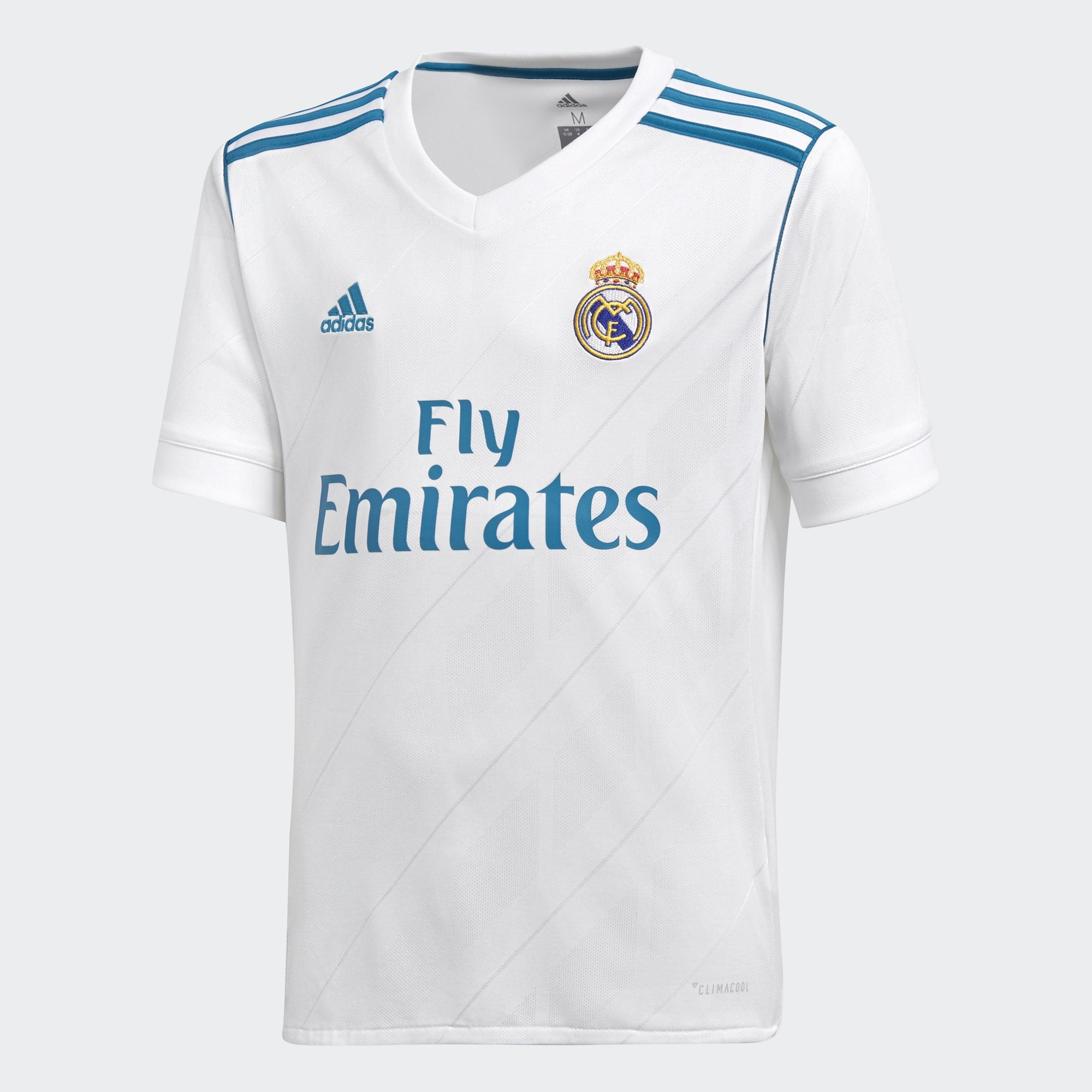 8d9237518 adidas Real Madrid Home Replica Jersey – Branded Feet