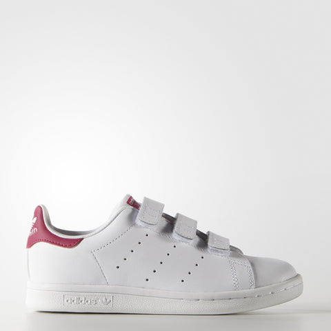 adidas Kids Stan Smith Sneakers White/Red