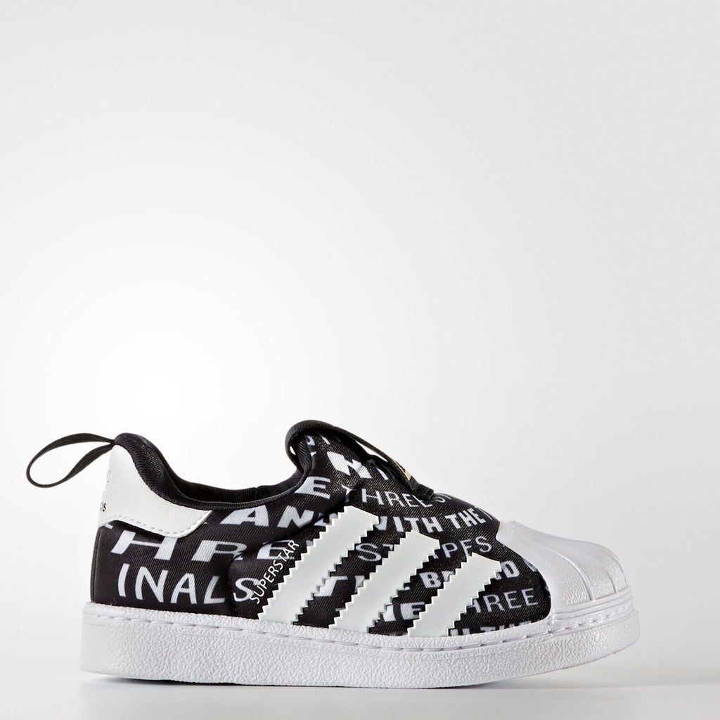 adidas Superstar 360 Black Shoes
