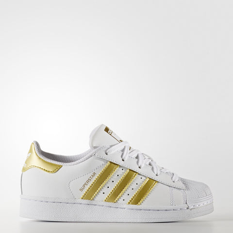 adidas Superstar C  White Shoes