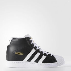 e22d4d87ae2 adidas Superstar Up Sneakers Black White ...