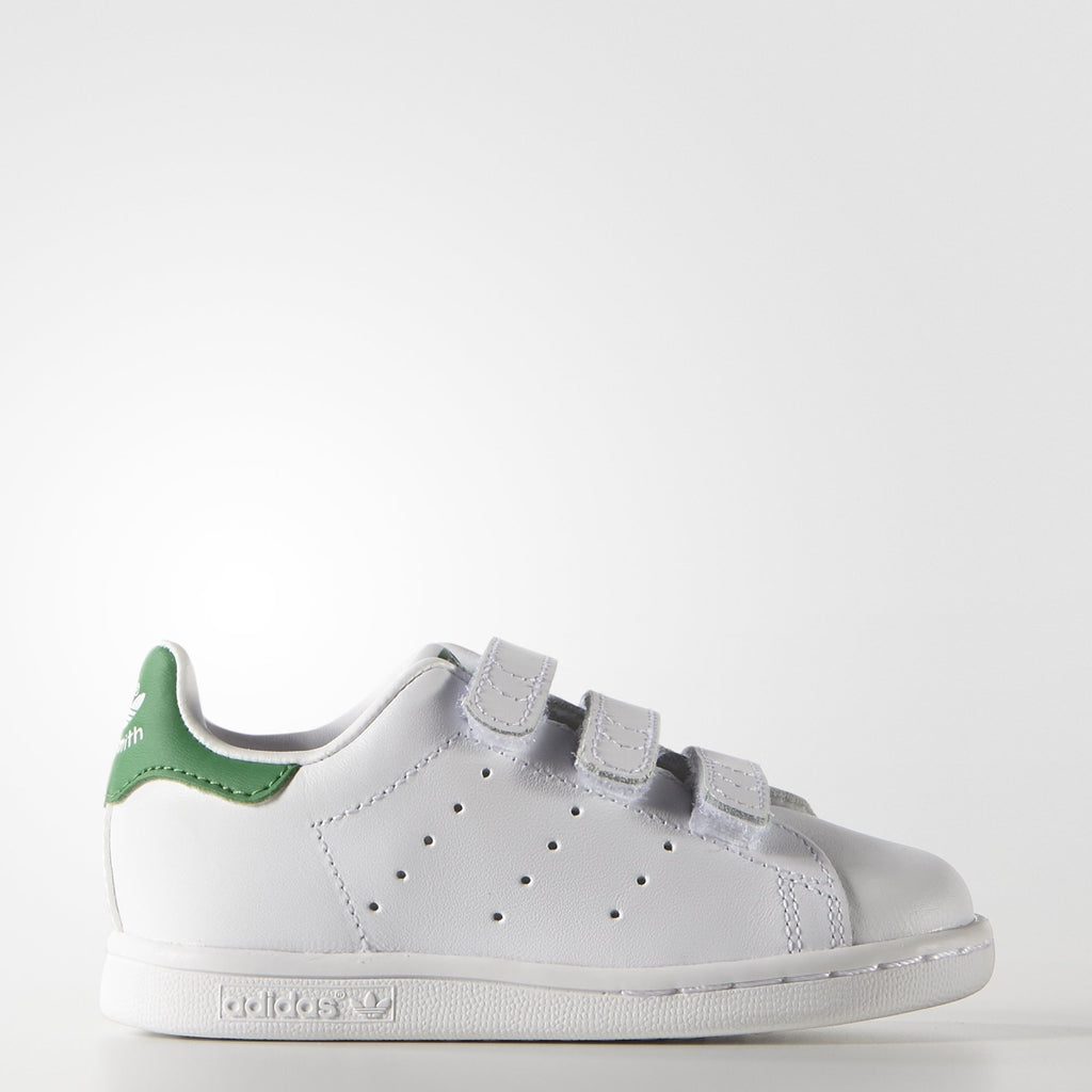 adidas Youths Stan Smith Sneakers White/Green