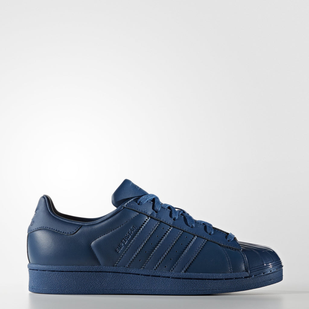 adidas Superstar Blue Sneakers