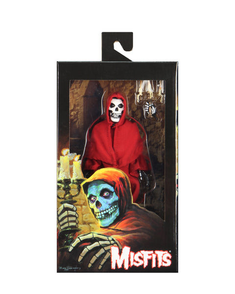 "Misfits Fiend 8"" Clothed Action Figure - Red"
