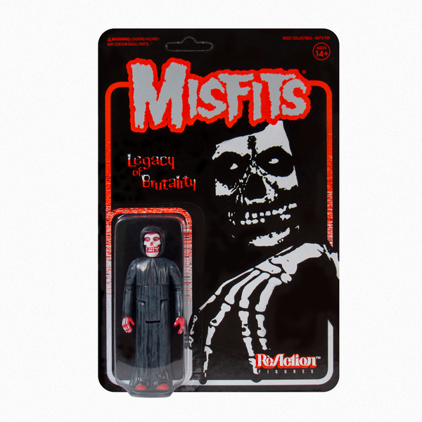 """Legacy of Brutality"" Misfits Fiend 3.75"" ReAction Figure"
