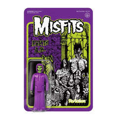 "Official ""Earth A.D."" Misfits Fiend 3.75"" ReAction Figure"