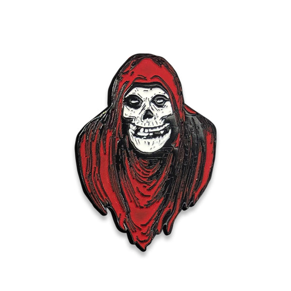 Ghost Fiend Enamel Pin