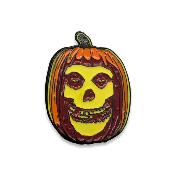 Remember Halloween Enamel Pin