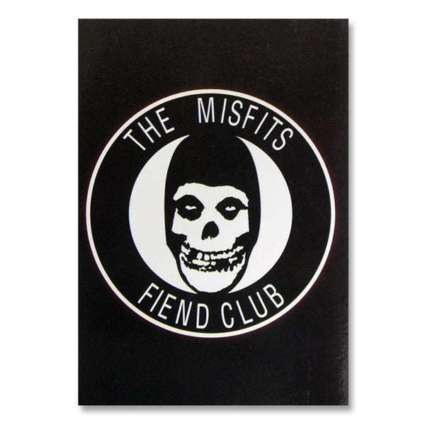 Fiend Club Postcard - Misfits Shop