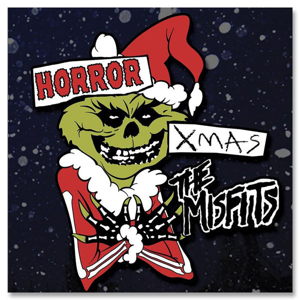 "Misfits ""Horror Xmas"" CD - Misfits Shop"