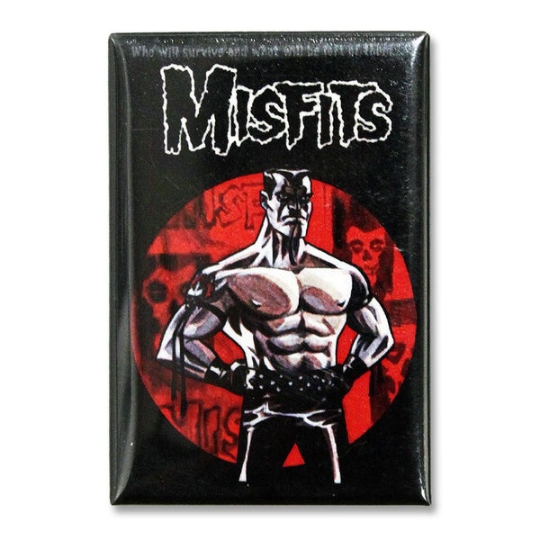 Lukic Only Magnet - Misfits Shop
