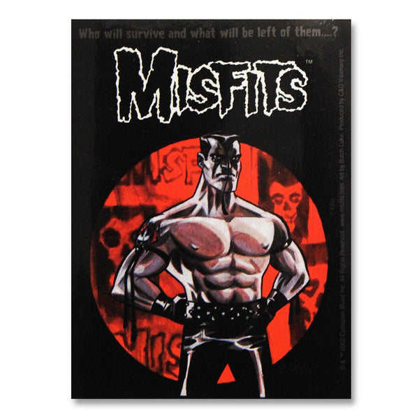 Lukic Only Sticker - Misfits Shop