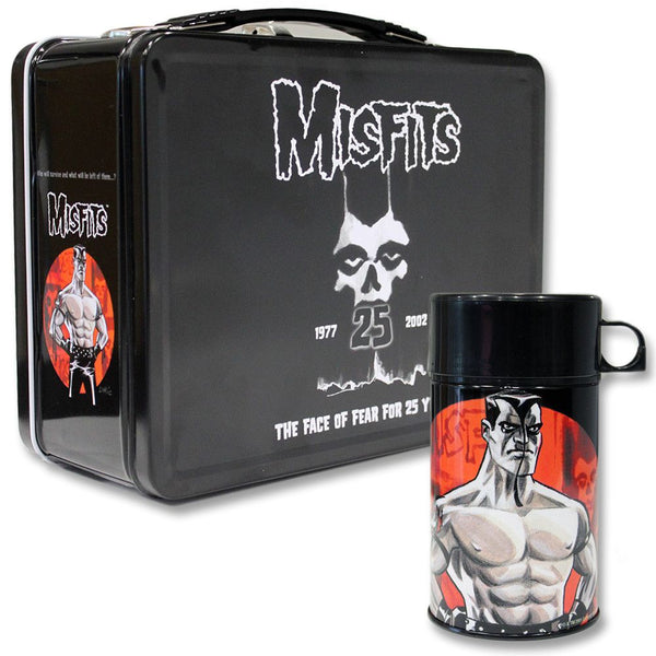 25th Anniversary Lunch Box - Misfits Shop - 1