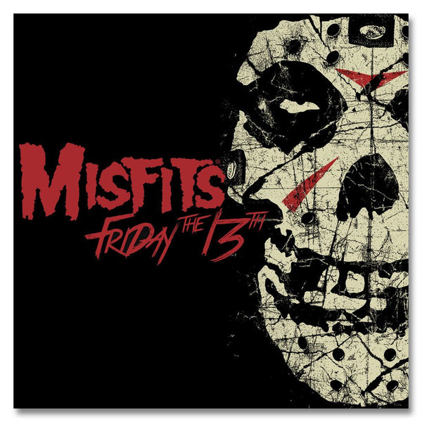 "MISFITS ""FRIDAY THE 13TH"" - Colored Vinyl - Misfits Shop"