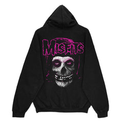Fiendish Heart and Dagger Hoodie