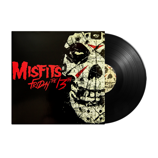 "Misfits ""Friday the 13th"" EP - BLACK VINYL"