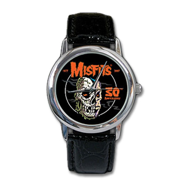 30th Anniverscary Round Watch - Misfits Shop