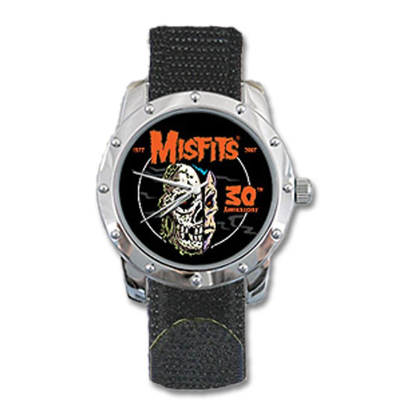 30th Anniverscary Velcro Watch - Misfits Shop
