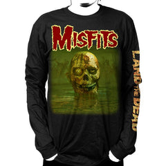 Land of the Dead Long Sleeve Shirt - Misfits Shop - 1