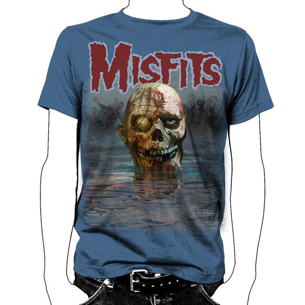 Twilight of the Dead T-Shirt - Misfits Shop - 1