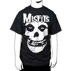New Skull T-Shirt - Misfits Shop - 1