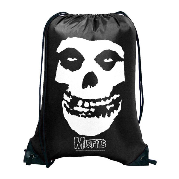 Skull Cinch Bag - Misfits Shop