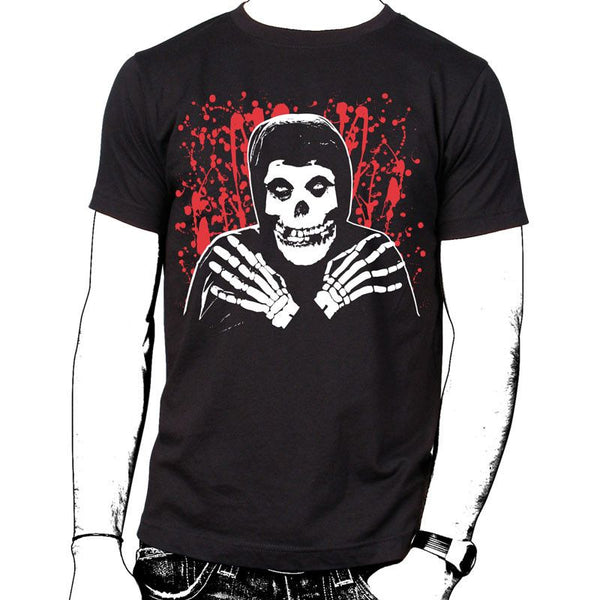 Splatter Fiend T-Shirt - Misfits Shop - 1
