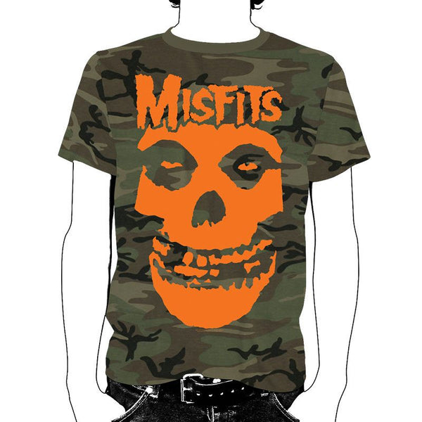 Hunted T-Shirt - Misfits Shop - 1