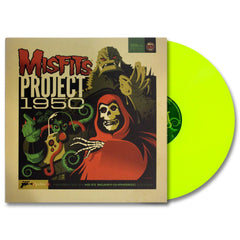 Project 1950 Expanded Edition LP - (Fluorescent Yellow) - Misfits Shop - 1