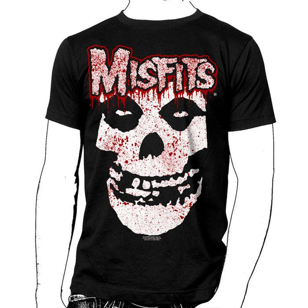 Bloody Logo T-Shirt - Misfits Shop - 1