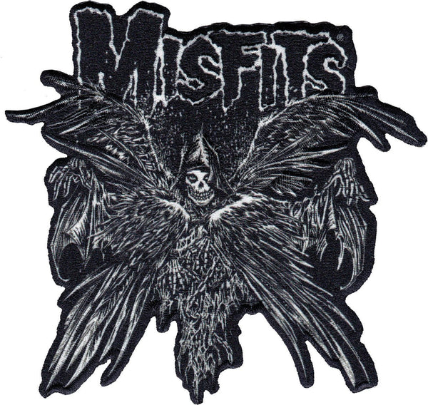 "Misfits ""Descending Angel"" Patch - Misfits Shop"