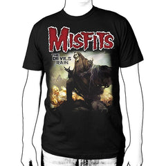 The Devils Rain T-Shirt - Misfits Shop - 1