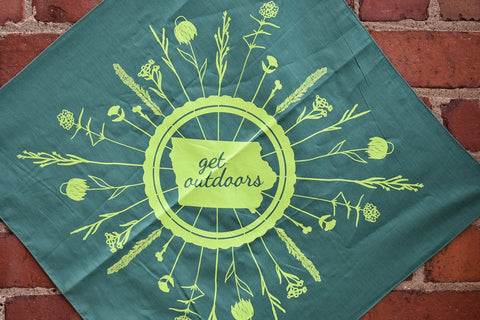 Get Outdoors Bandana