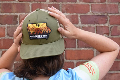 Get Outdoors Hat
