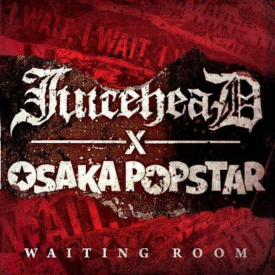 "JuiceheaD x Osaka Popstar - ""Waiting Room"" Ltd. Ed. Etched vinyl 7-inch w/sleeve art by Shepard Fairey - Misfits Records"