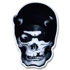 Balzac Skull Picture Disc - Misfits Records - 2