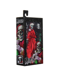 "Misfits ""Holiday Fiend 8"" Clothed Action Figure"