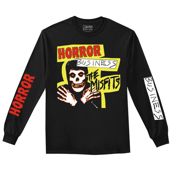 Horror Buisness Long Sleeve