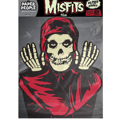 "MISFITS ""FIEND"" - PAPER PEOPLE DECORATION"