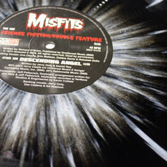 DESCENDING ANGEL 12-INCH - Black Vinyl With White Splatter