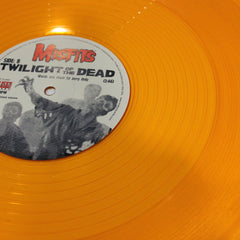 LAND OF THE DEAD: LTD ED YELLOW VINYL 12-INCH - Misfits Records - 2