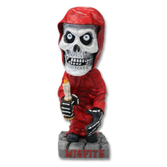 Red Fiend Bobble Head - Misfits Records - 1