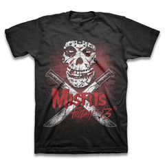 "MISFITS ""FRIDAY THE 13TH"" CD + T-shirt - Misfits Records - 2"