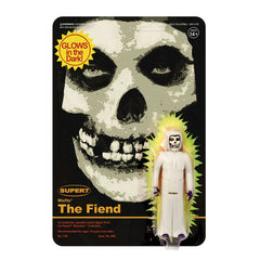 "Official ""Glow-In-The-Dark"" Misfits Fiend 3.75"" ReAction Figure"
