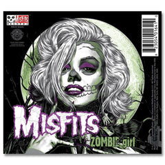 Vampire Girl / Zombie Girl CD - Misfits Records - 2