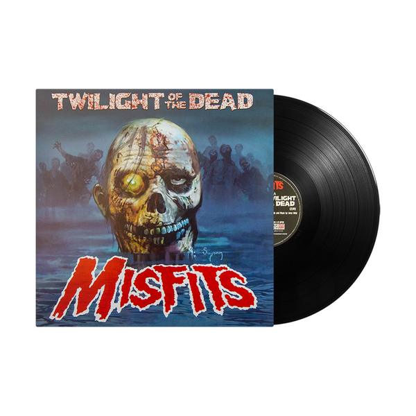 "Misfits ""Twilight of the Dead"" - 12"" - BLACK VINYL"