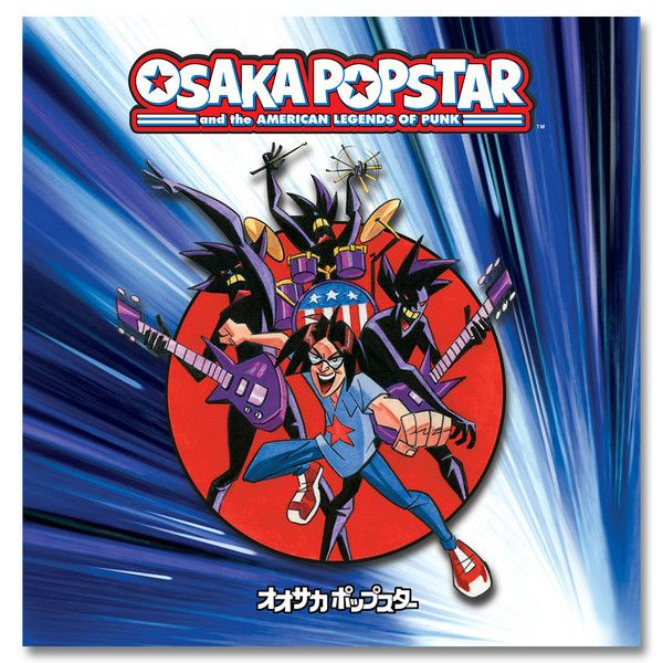 Osaka Popstar: American Legends of Punk CD/DVD - Misfits Records - 1