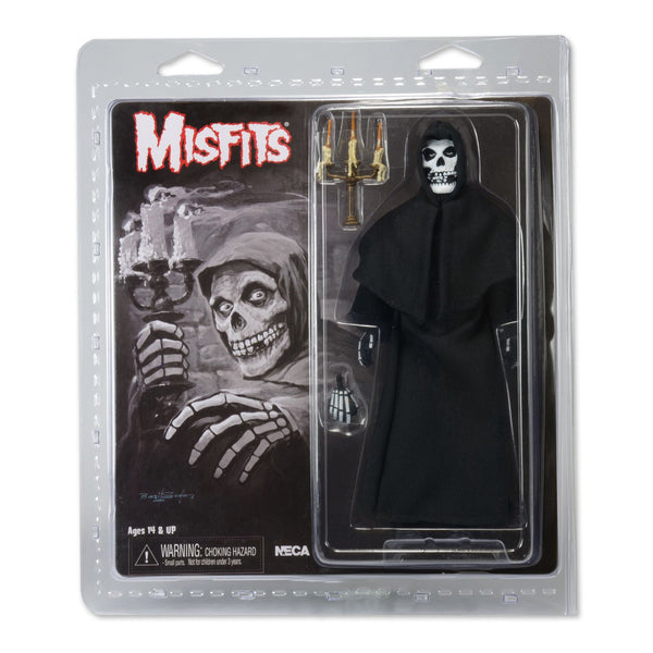 Misfits Fiend retro stylized action figure BLACK - Misfits Records