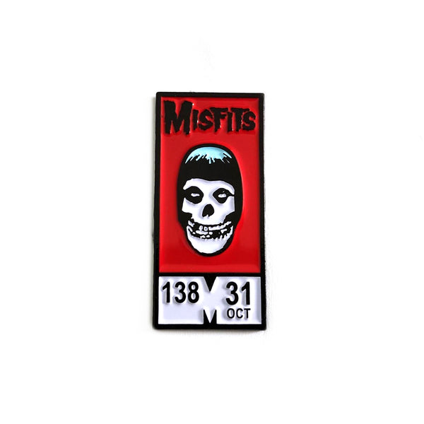 Comic Fiend Pin
