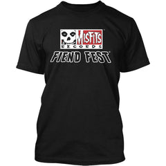 Fiend Fest T-Shirt - Misfits Records - 1